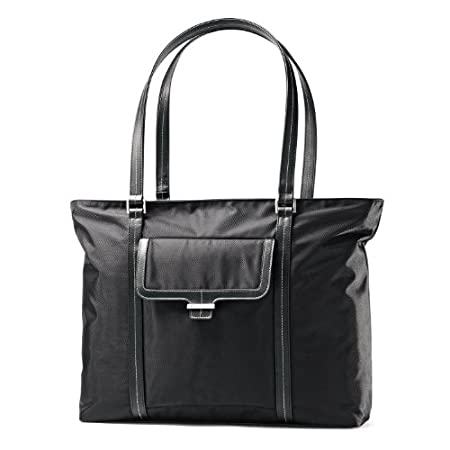 This elegant bag is perfect for the on-the-go business woman who upholds a high sense of style.