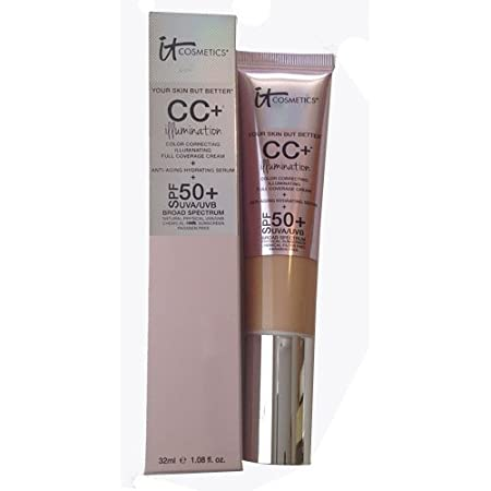 CC+ Cream Illumination is your complete skin care, sun protection, and full coverage--now with a subtle touch of luminosity and radiance
