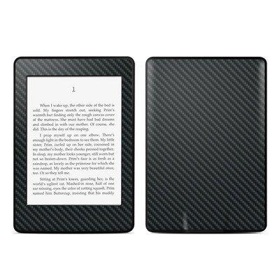 Amazon Kindle Paperwhite スキンシール【Carbon】