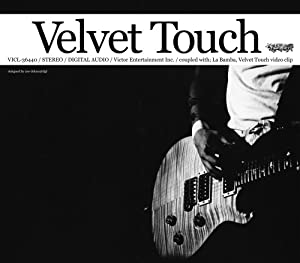 Velvet Touch(初回限定盤) [Single [Limited Edition [Maxi