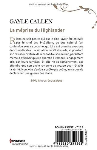 La méprise du Highlander
