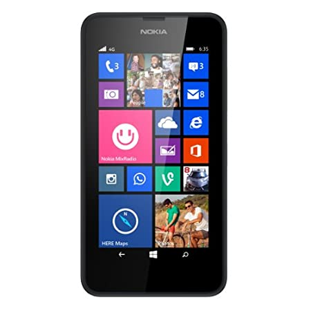With its powerful quad-core processor, Cortana, and Windows operating system, the Lumia 635 keeps up with your day-to-day activities.