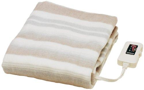 なかぎし 敷き毛布 140×80cm NA-023S