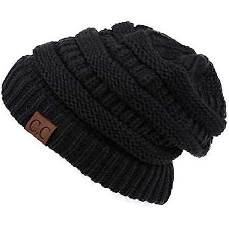 This cute beanie is a must-have for any wardrobe! It's perfect fit will keep you warm and stylish, throughout the seasons! A timeless piece that you can mix and match with any outfit. Oh, and I mention it's extremely comfortable?