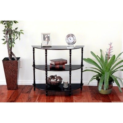 Image of Frenchi Furniture Half Moon Console Table (MH306)