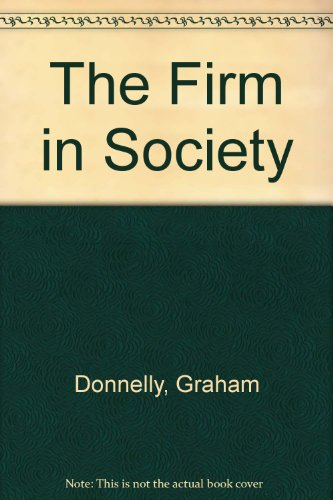 The Firm in Society