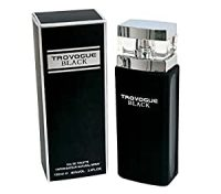 Amazon.com : Perfume Black for Men 3.4 oz EDT by Perfumes ...