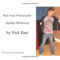 Male Nude Photography- Jayden Holloway  By Nick Baer