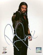 Autograph WWE Roman Reigns