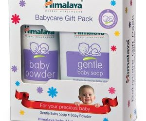 Himalaya Herbals Babycare Gift Box - Mini (Soap and Powder)