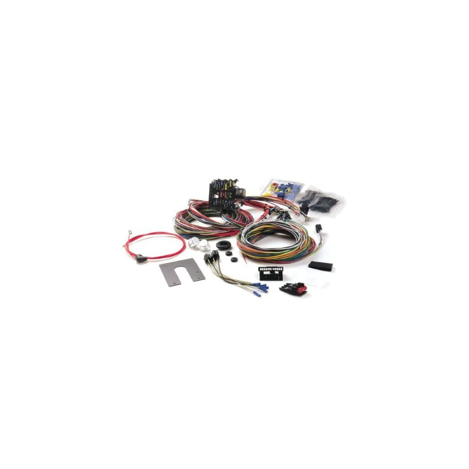 painless complete wiring harness