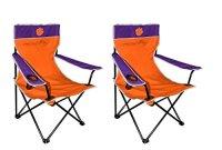 Clemson Tigers Folding Chair, Clemson Folding Chair ...