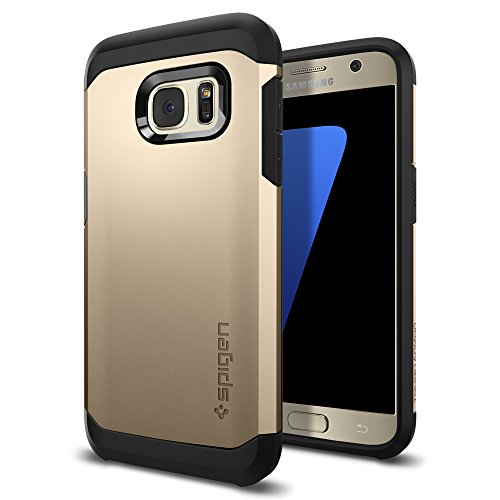 Galaxy-S7-Case-Spigen-Tough-Armor-HEAVY-DUTY-Champagne-Gold-EXTREME-Protection-Rugged-but-Slim-Dual-Layer-Protective-Case-for-Samsung-Galaxy-S7-2016-555CS20019