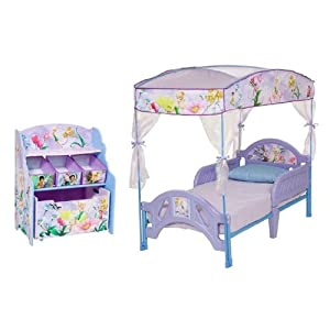 Disney Fairies Bed Canopy Rainwear
