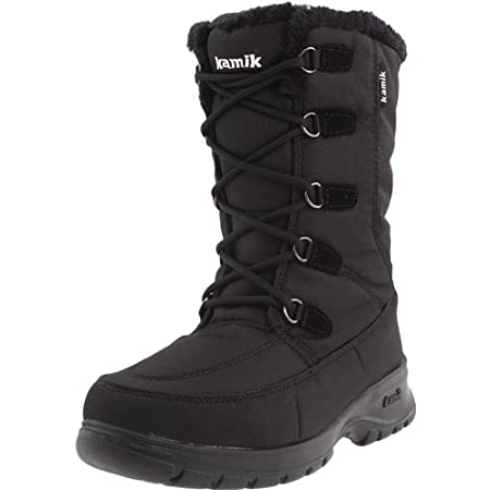 Women's Kamik WATERPROOF Brooklyn Boots are made for walking (all over Old Man Winter). This winter, stop tip-toeing around the slush puddles and cowering from the cold. It's time to put your foot down, with the help of Kamik's Brooklyn Boots. They'r...