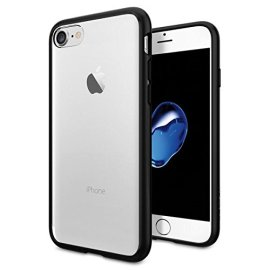 Custodia-iPhone-7-Spigen-Assorbimento-Urto-Ultra-Hybrid-Black-Aria-Cuscino-Tecnologia-di-Assorbimento-Cover-iPhone-7-Apple-iPhone-7-042CS20446