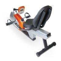 Best Recumbent Exercise Bike: Velocity Fitness Magnetic ...