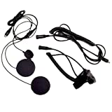 41D2K7WBAGL. SL160  Top 10 Portable Audio & Video Electronics Accessories for May 3rd 2012   Featuring : #7: Black Walkie Talkie Ear Hook Earphone w Microphone for Kenwood
