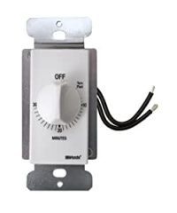 Woods 59714 Decora Style 30-Minute Timer, Mechanical Wall ...