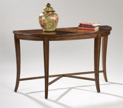Image of Magnussen Kingston Demilune Console Table (T1171-75)