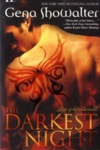 The Darkest Night (#1)