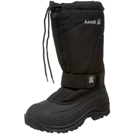 "Kamik Pac Boots for the whole family. Water resistant, warm and built to last. Kamik: an Inuit word meaning ""foot covering."" Kamik Boots Company has operated over 100 years and, much like the Inuit, they know a thing or two about staying warm in the ..."