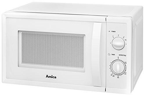 Amica Microwave 700 Watt 20 Litre White The British