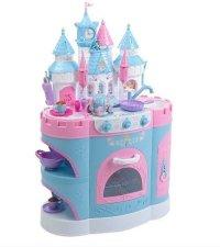 Disney Princess Cinderella Magical Talking Kitchen Playset ...