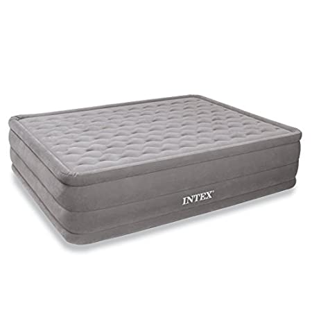 Ultra Plush airbed combines comfort and great looks into one luxurious airbed with it's unique textured sleeping surface and inflated outer perimeter for stability. If electrical power is not available then a separately operated pump can be connected...