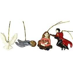 2 Sets of Harry Potter and the Prisoner of Azkaban Mini Ornaments - 24 Total Pcs.