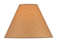 Lite Source CH1192-16 16-Inch Lamp Shade, Kraft Paper ...