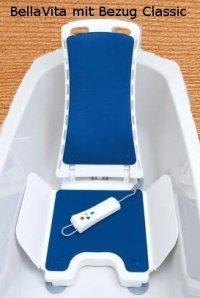 Badewannenlifter mit 5 Jahren Garantie