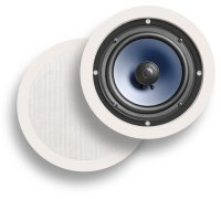 Polk Audio RC80i 2-Way In-Ceiling Speakers (Pair, White ...