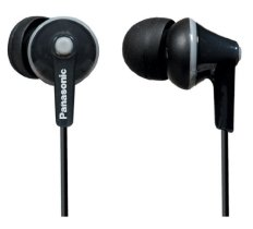Panasonic RPTCM125K Headphones