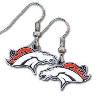 Denver Broncos Earrings, Broncos Earrings, Bronco Earrings ...