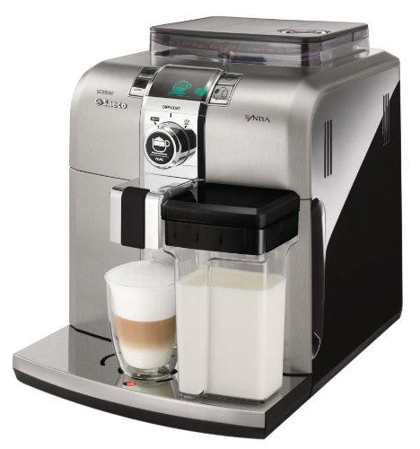 Philips Saeco Philips Saeco Hd8839 11 Kaffeevollautomat Syntia Cappucchino Schwarz - Produkt Information