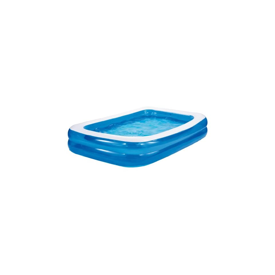 Jumbo Pool Abdeckplane Friedola 12225 Jumbo Pool 256 X 168 X 46 Cm Blauvon Friedola On