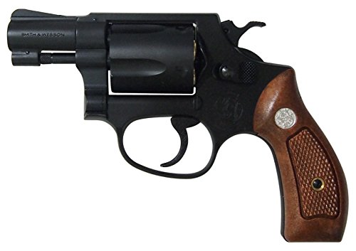S&W M36 2インチHW Ver.2 (18歳以上ガスリボルバー)