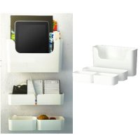 makeup table organizer: Ikea Pluggis 7 Piece Organizer