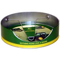 Amazon.com | John Deere Paper Plate Holder: Serveware ...