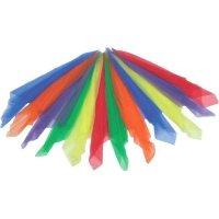 """Awardpedia - Ayygift 12 Assorted Colors 24"""" Nylon Hemmed ..."""