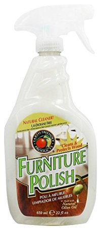 Earth Friendly - Furniture Polish with Natural Olive - 22 ...