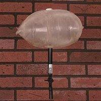 "Amazon.com - Chimney Balloon Fireplace Damper 9""X9"" Draft ..."