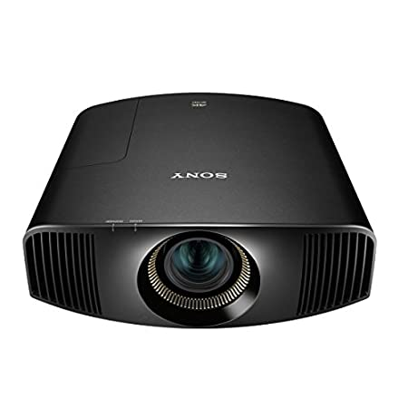 Get the clarity of Sony's SXRD 4K movie theater technology in a brand new 4K Ultra HD projector with greater than 4x 1080p resolution, anamorphic 3D, and HD to 4K upscaling. With additional installation flexibility you can experience immersive 4K med...