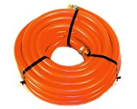 """Water Hose Continental (Formely Goodyear) """" x 100' ORANGE ..."""