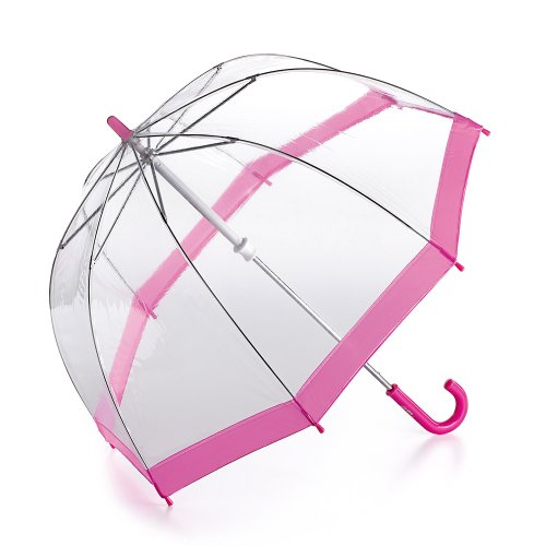 FULTON(フルトン) 長傘 手開き C603 Funbrella-2 Pink 3194041