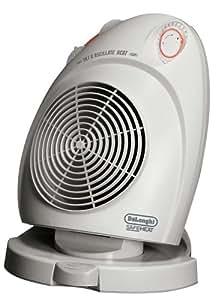 Amazoncom Delonghi Dfh333mt Safe Heat Oscillating