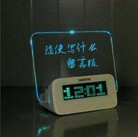 Amazon.com: Memo Board and Highlighter/alarm Clock/4 Port ...