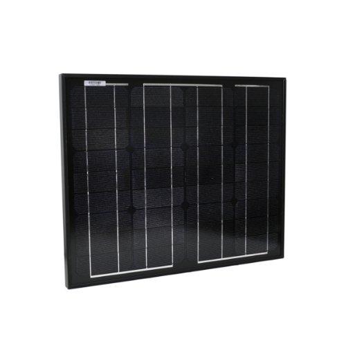 Instapark%C2%AE Black Mono crystalline Solar Panel Promo Code