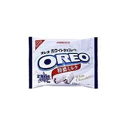 ヤマザキナビスコ オレオホワイトチョコレート特濃ミルク 13個入×10袋